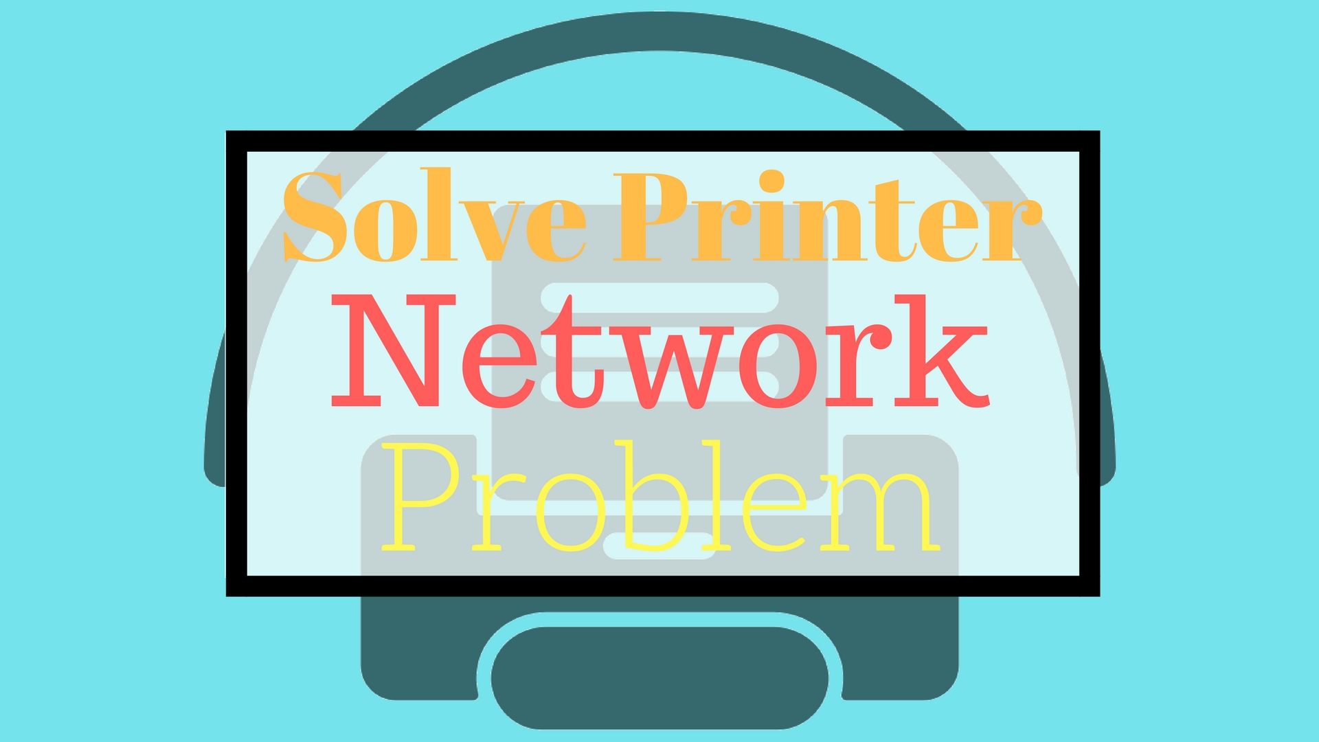 brother printer network problem