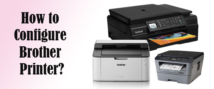 Configure Brother Printer