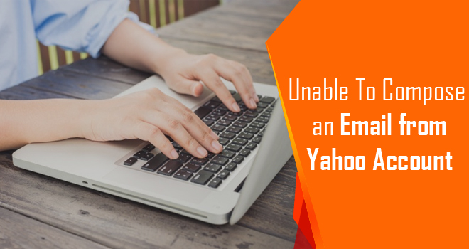 unable to compose email in yahoo