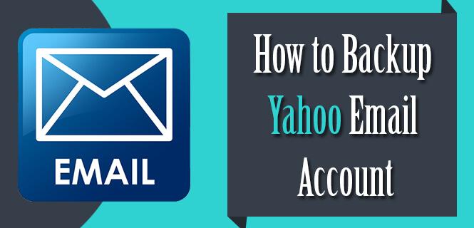 Backup Yahoo Email Account