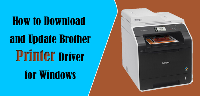 Download and Update Brother Printer driver