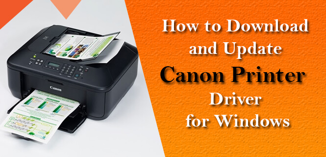download canon printer driver for windows