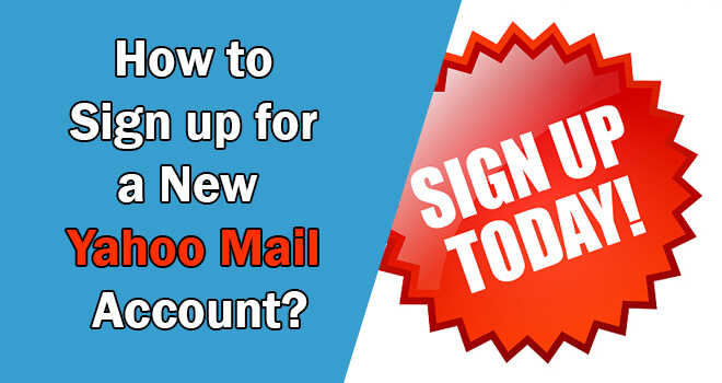 Sign-up a New Yahoo Mail Account, yahoo sign up, sign up yahoo