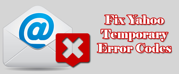 yahoo temporary error codes