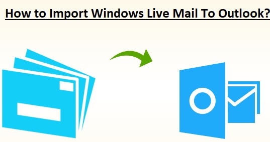 Import Windows Live Mail To Outlook